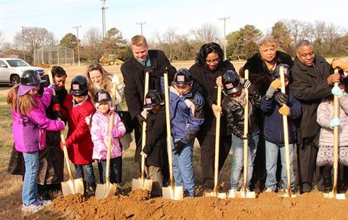 Oceanview Groundbreaking Photo