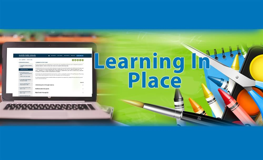Learning in Place Packets