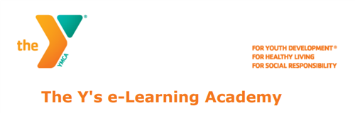 YMCA e-learning
