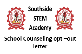 Counseling Letter
