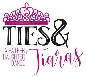 Ties and Tiaras Banner