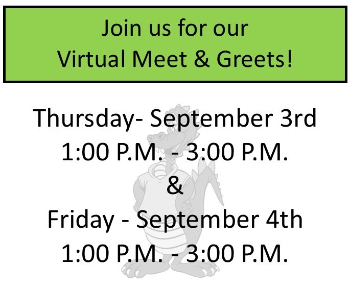 Virtual Meet & Greet