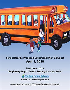 Superintendent's Proposed Educational Plan & Budget for FY19