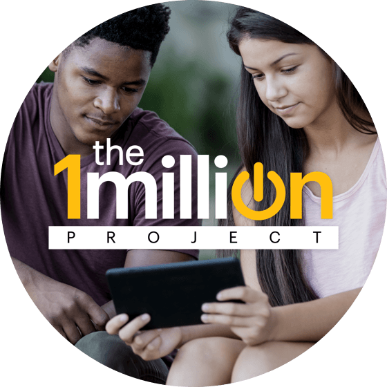 Sprint 1Million to Connect 300 Students and Bridge Homework Gap