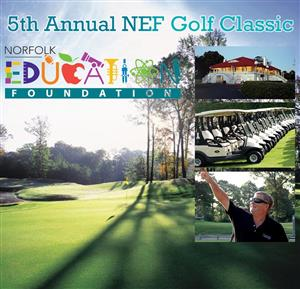 Norfolk Education Foundation 5th Annual Golf Tournament Rescheduled