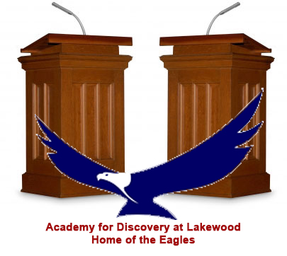 Lakewood earns title in debate competition