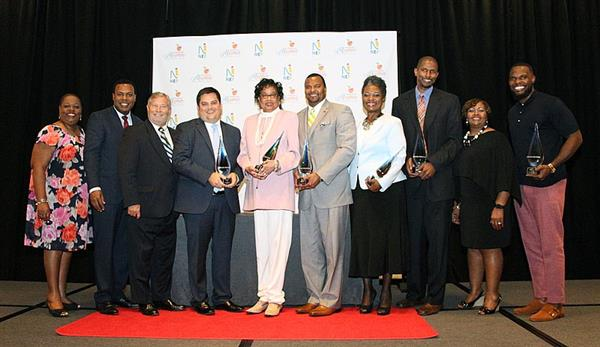 NEF Honors Distinguished Alumni