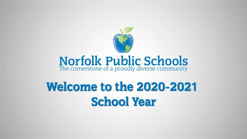 Superintendent's Back to School Message