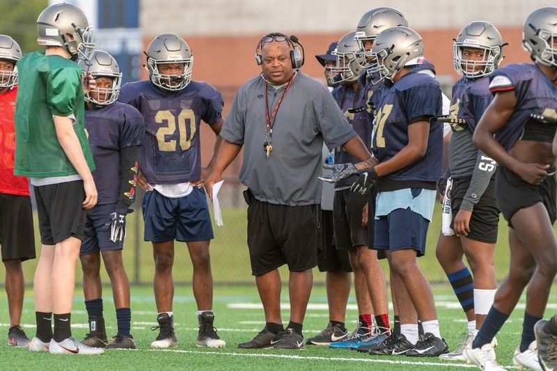 Granby High School Announces New Football Coach
