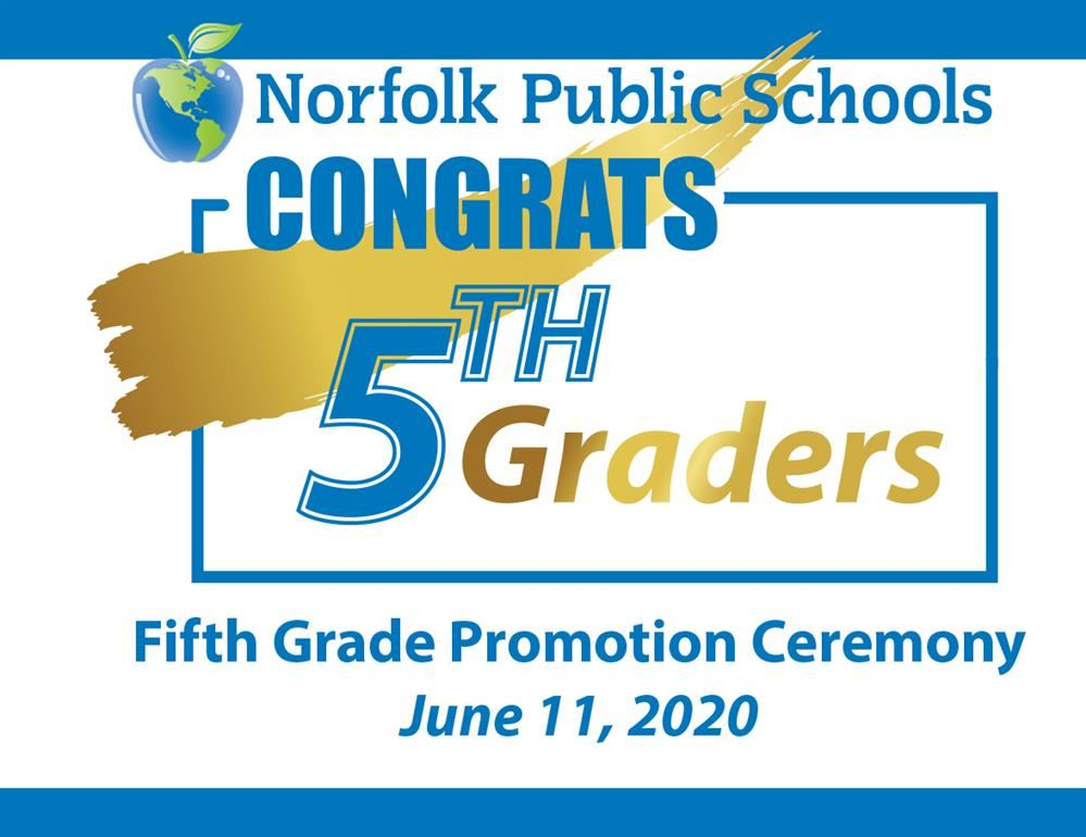 Fifth Grade Promotion Ceremonies