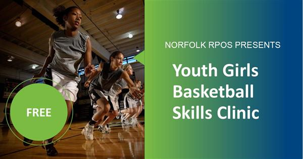 Youth Girls Basketball Skills Clinic