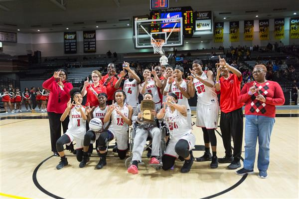 Lake Taylor Girls Win State Title