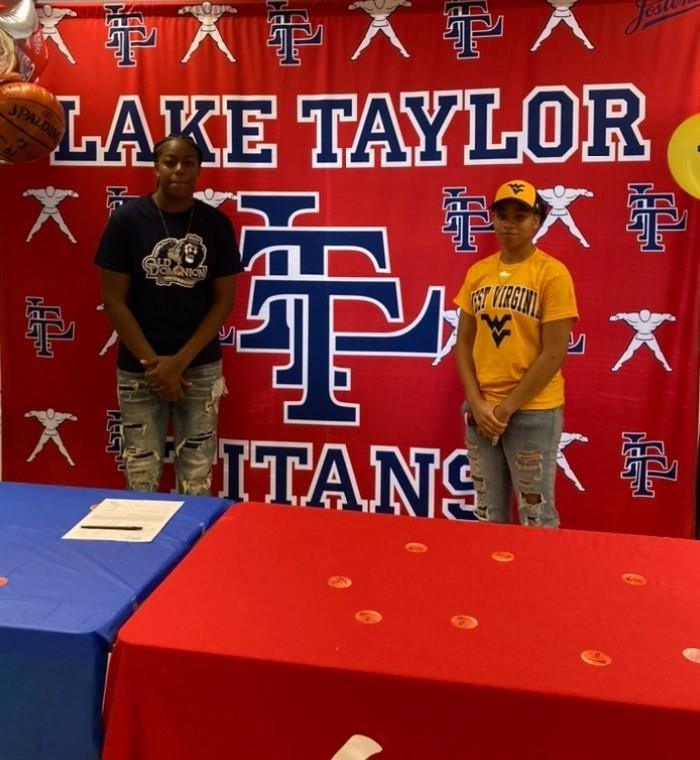 Two Lake Taylor Lady Titan