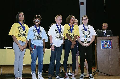 15th Annual NPS Middle School Battle of the Books