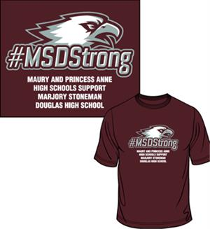 Maury High to raise funds for Marjory Stoneman Douglas High