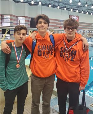 Maury High School's Owen Redfearn wins state diving championship