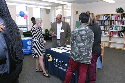 Norfolk Technical Center hosts its annual Career and College Fair