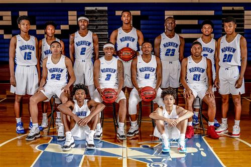 Norview Pilots co-state basketball champions