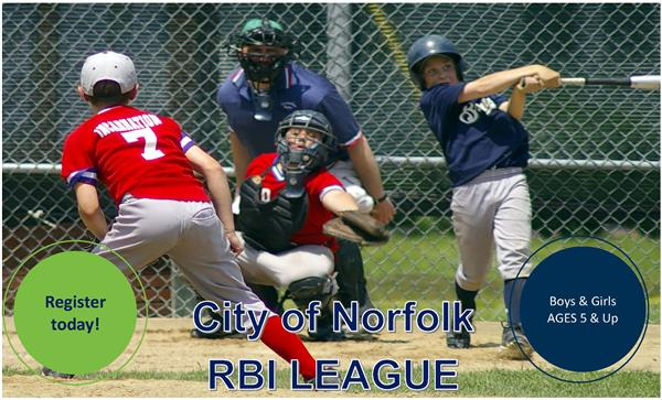 City of Norfolk RBI League