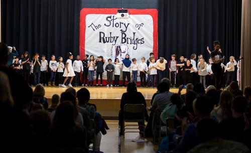 Ruby Bridges Play