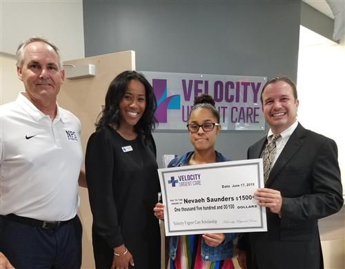 Velocity Urgent Care Recognizes Norfolk Public Schools