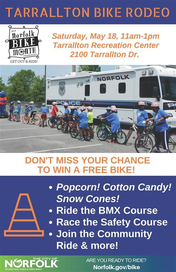 Tarrallton Bike Rodeo