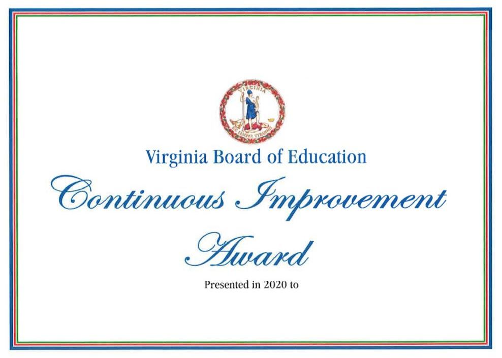 Two Norfolk Public Elementary Schools Receive Recognition from Board of Education
