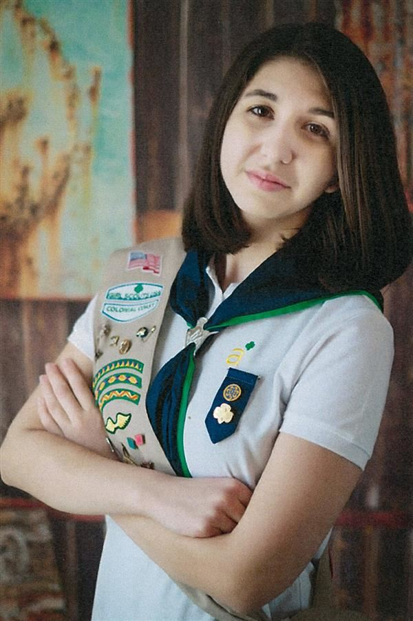Norfolk Girl Scout Earns Gold Award
