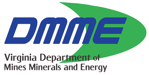 The Virginia Department of Mines, Minerals and Energy (DMME)
