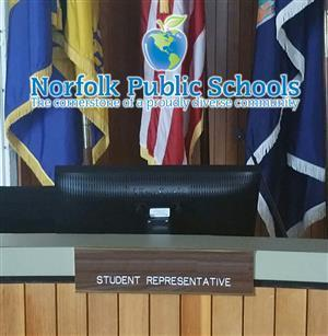 NPS Board of Education Student Member Application