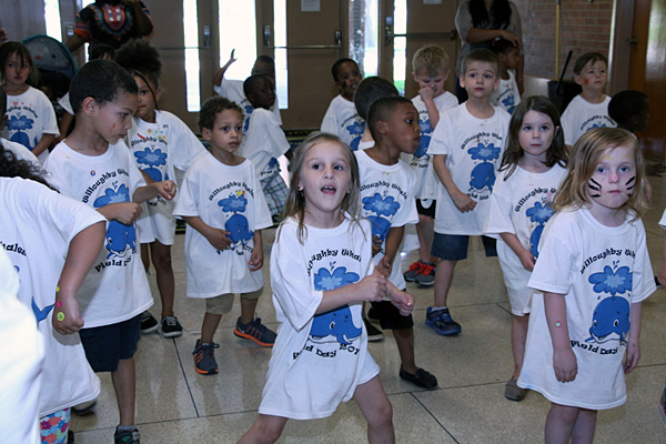 Willoughby Elementary School celebrates annual Field Day