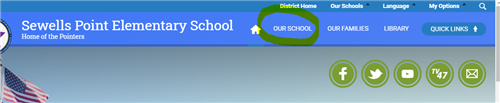 Our School Tab