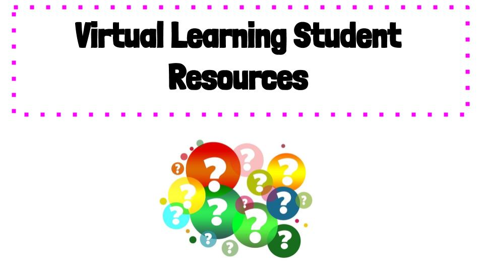 Student Resource Links