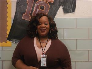Ms. Evans, Parent Liaison
