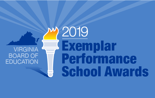 ADL Receives Virginia Board of Education 2019 Exemplar School Performance Award