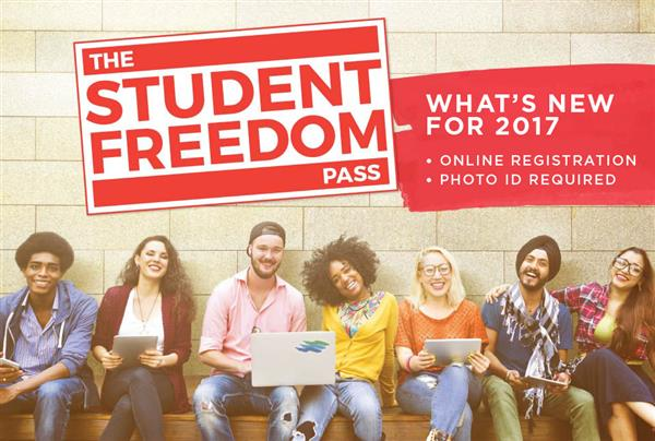 Student Freedom Pass