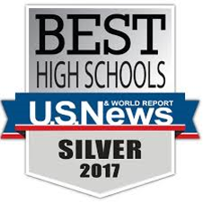 US News and World Report Silver Medal