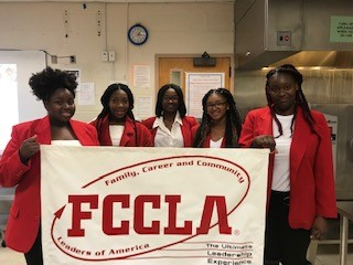 Congratulations to Maury's 2018-2019 FCCLA Officers