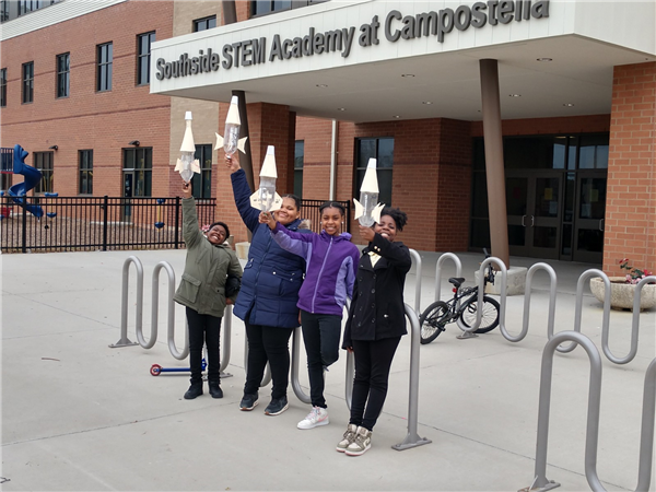 Southside STEM Academy at Campostella Soars