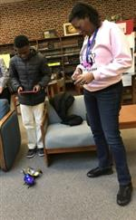 Granby HS hosts Family Code Night