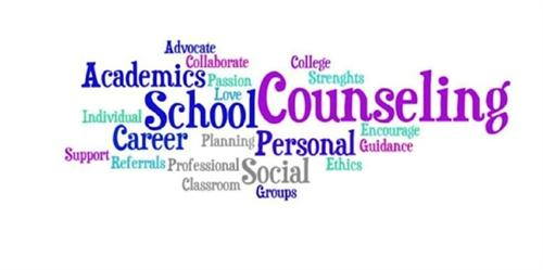 School Counselor Wordle