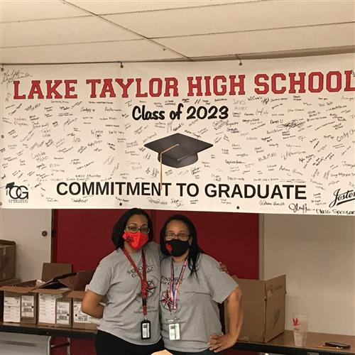 LTHS School Counselors are Committed!