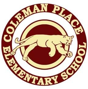 Coleman Place Elementary School seal