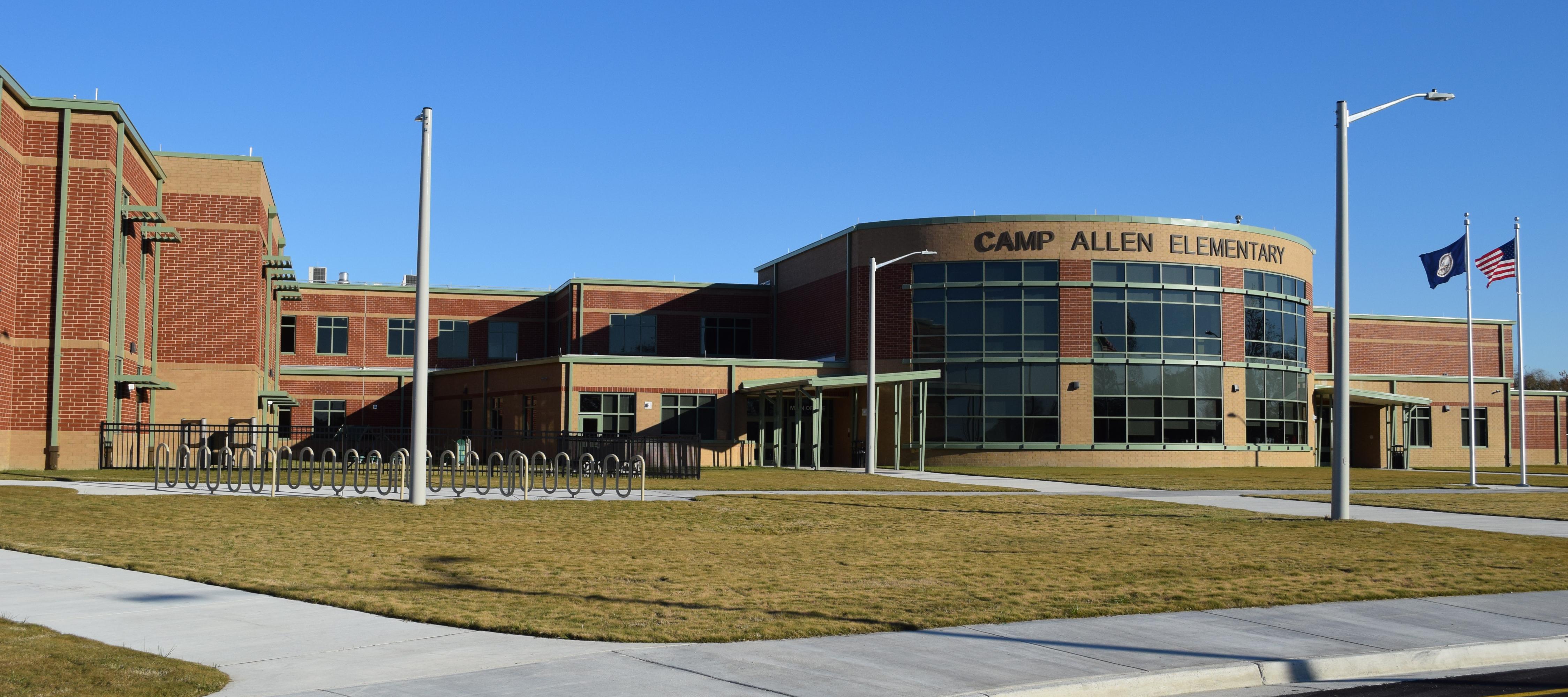 Camp Allen Elementary School / Homepage