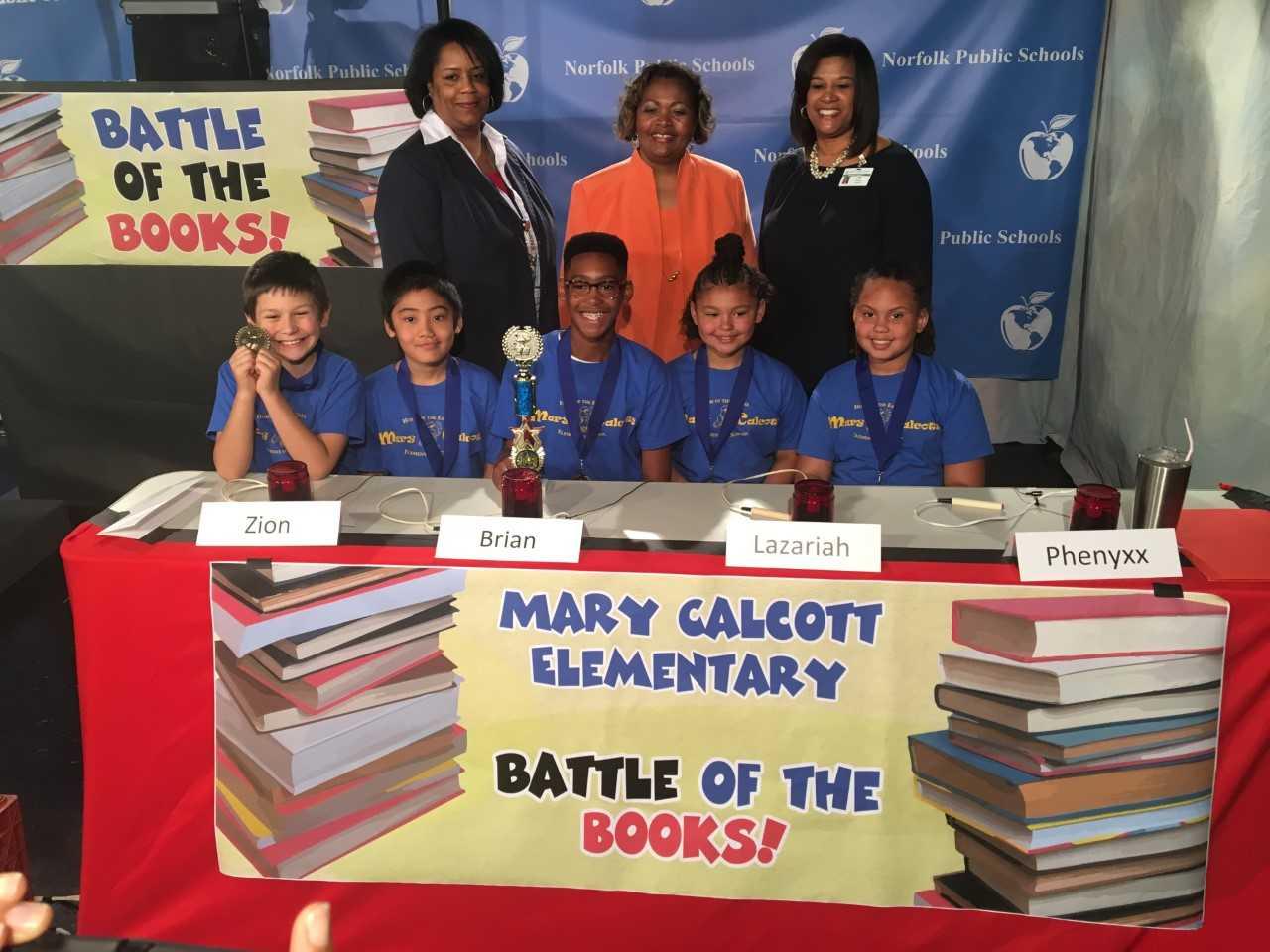 Mary Calcott Elementary School / Homepage