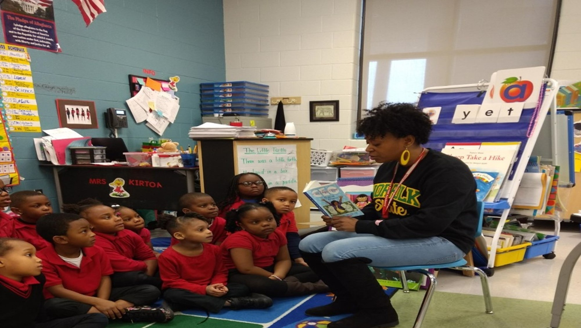 Southside STEM Academy at Campostella / Homepage
