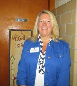 Mrs. Kathy Cannon, Assistant Principal