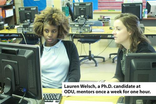 William and Mary Black Law Students Visit Madison Monthly as Mentors