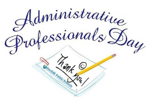 National Administrative Professionals Day