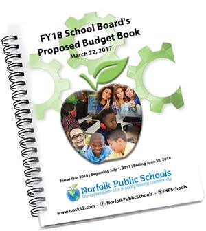 FY18 School Board's Proposed Budget Book